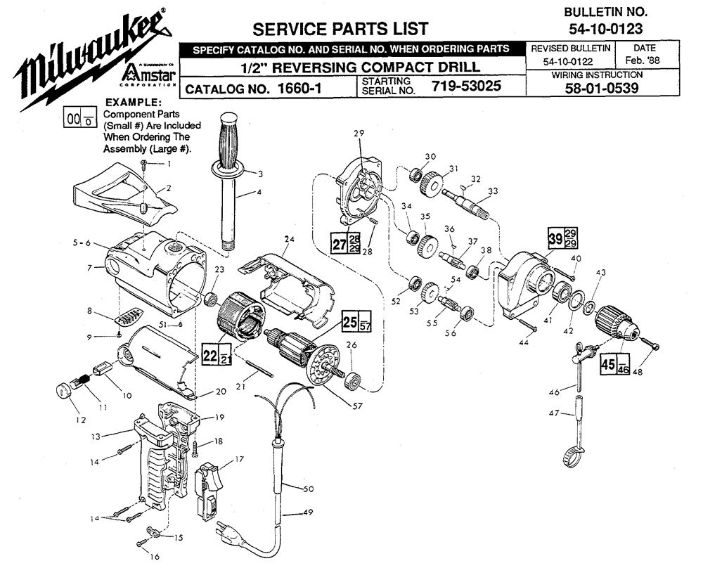 Buy Milwaukee 1660-1-(719-53025) 1/2