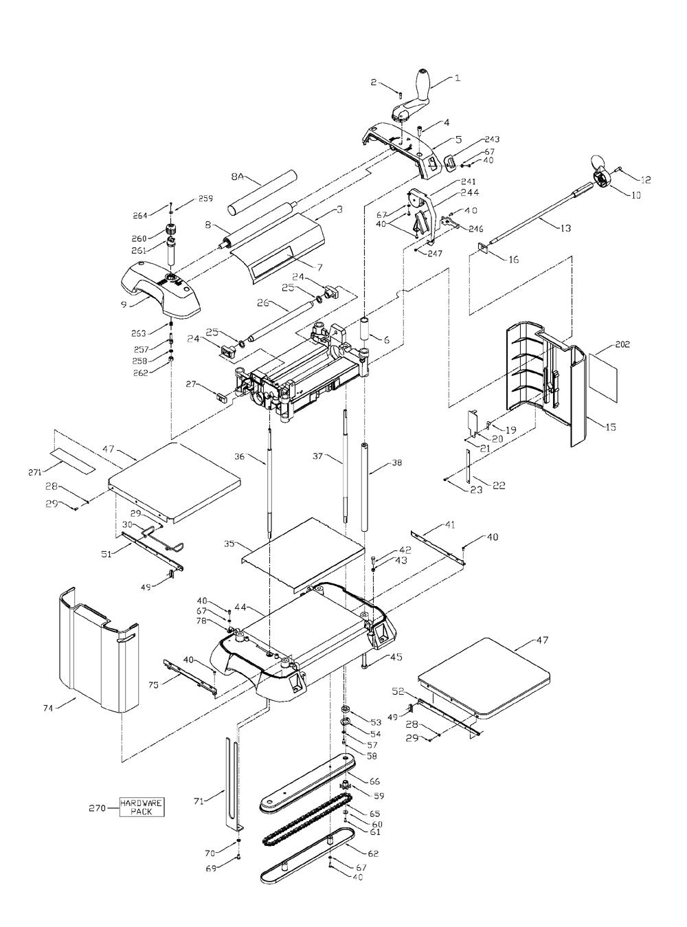 Buy Delta 22 580 Type 1 Replacement Tool Parts Wilton 846 List And Diagram Ereplacementpartscom Schematic