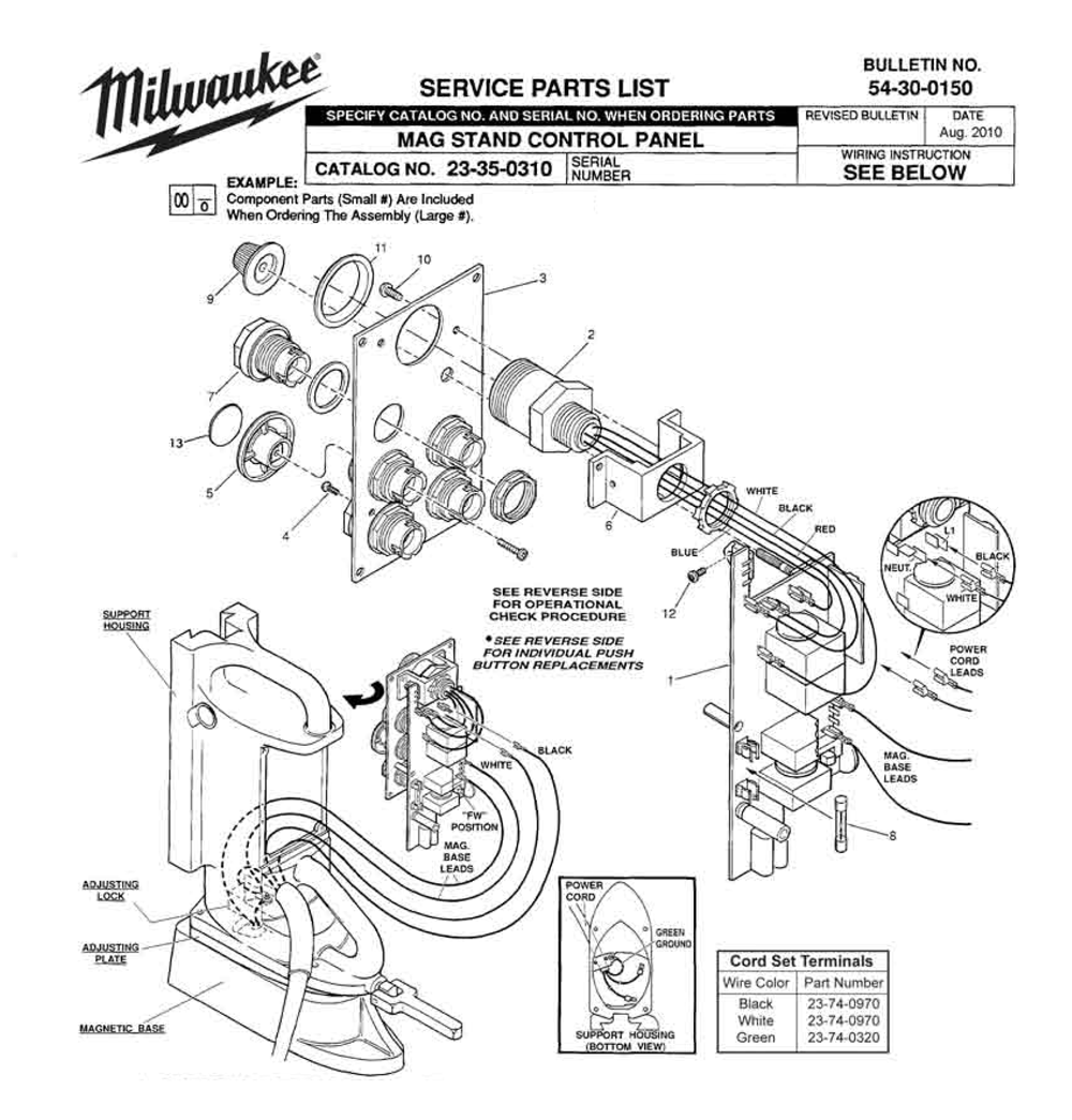 Milwaukee Drill Wiring Diagram - 4k Wallpapers Design on 4262 milwaukee magnetic drill, 3 4 magnetic drill, milwaukee 4202 mag drill,