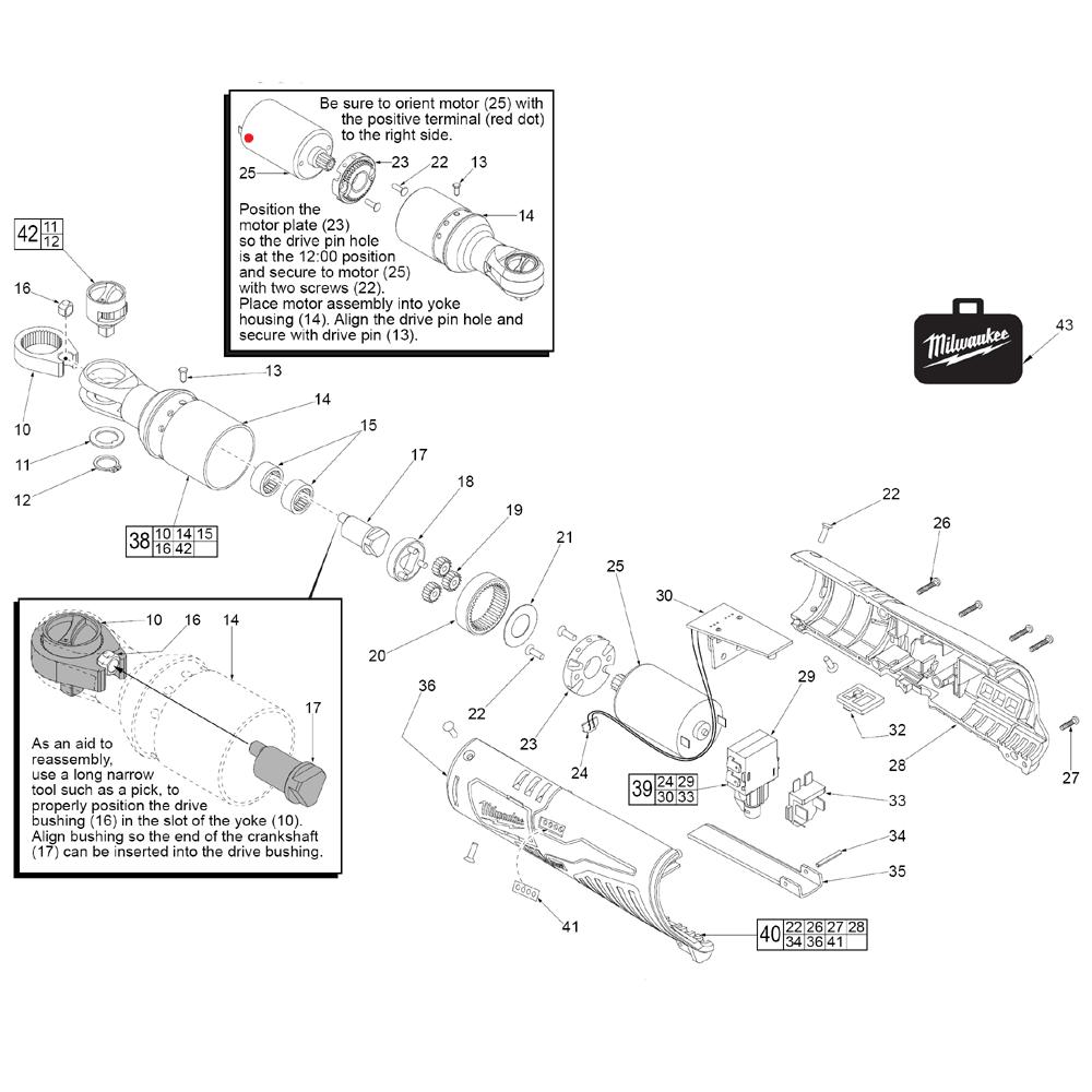 Ratchet Parts Diagram - All Diagram Schematics
