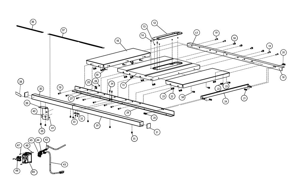 vfd motor wiring diagram