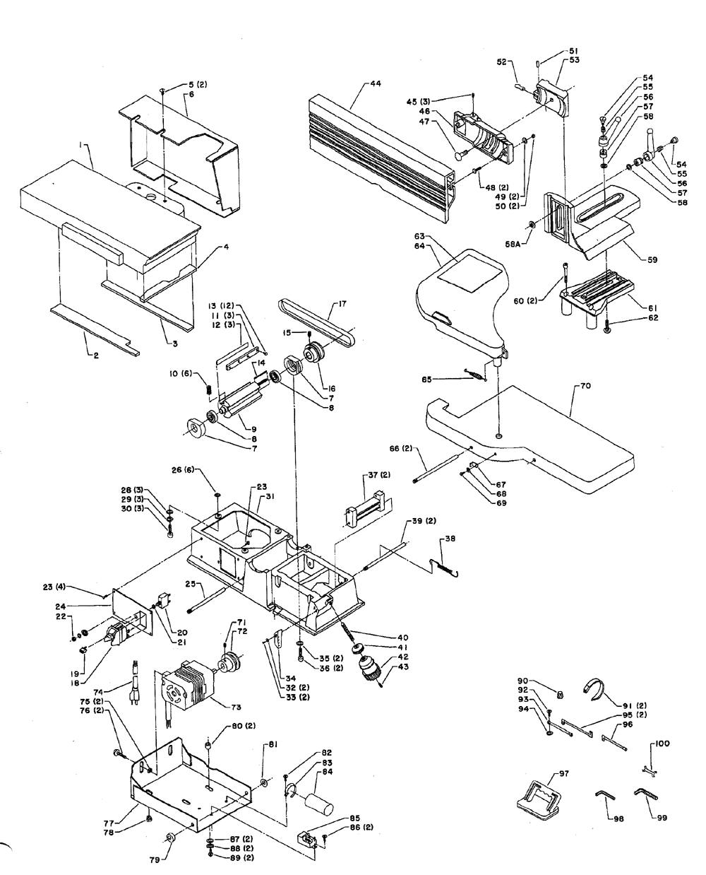 delta tools wiring diagram 1966 oldsmobile delta 88 wiring diagram buy delta 37-280 replacement tool parts | delta 37-280 ...