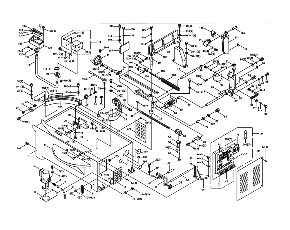 Jet band saw switch wiring wiring library jet table saw wiring diagram gallery wiring table and diagram rh keyboard keys info band saw machine delta band saw greentooth Choice Image