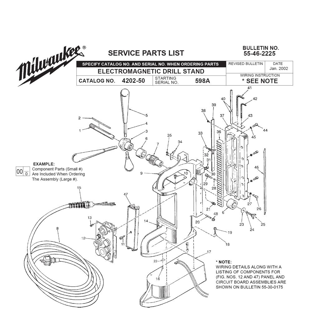 wiring diagram for milwaukee drill wiring diagram and schematics rh diagramschematics us