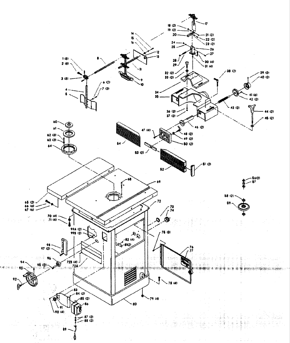 Jet planer wiring diagram wiring diagram and engine diagram jet shaper wiring diagram greentooth Gallery