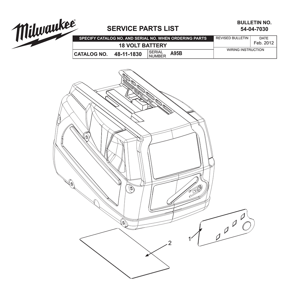Buy Milwaukee 48-11-1830-(A95B) 18 volt battery Replacement ... on milwaukee 12v battery, milwaukee 12 volt battery, milwaukee 28 volt battery repair, 48 volt battery, milwaukee battery pack, m12 battery, milwaukee 18-volt battery, milwaukee v18, 3 volt lithium battery, milwaukee 48-11-1830, milwaukee 28v battery, m18 battery, milwaukee 18-volt grinder, milwaukee end grinder, milwaukee 18 volt cordless tools, ryobi battery, milwaukee flashlight, milwaukee battery rebuild, dewalt battery, cat 153-5710 battery,