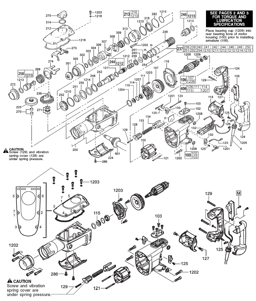 Buy Milwaukee 5342 21 2 Inch Sds Max Replacement Tool Parts Wilton Sbv100 List And Diagram Ereplacementpartscom Schematic