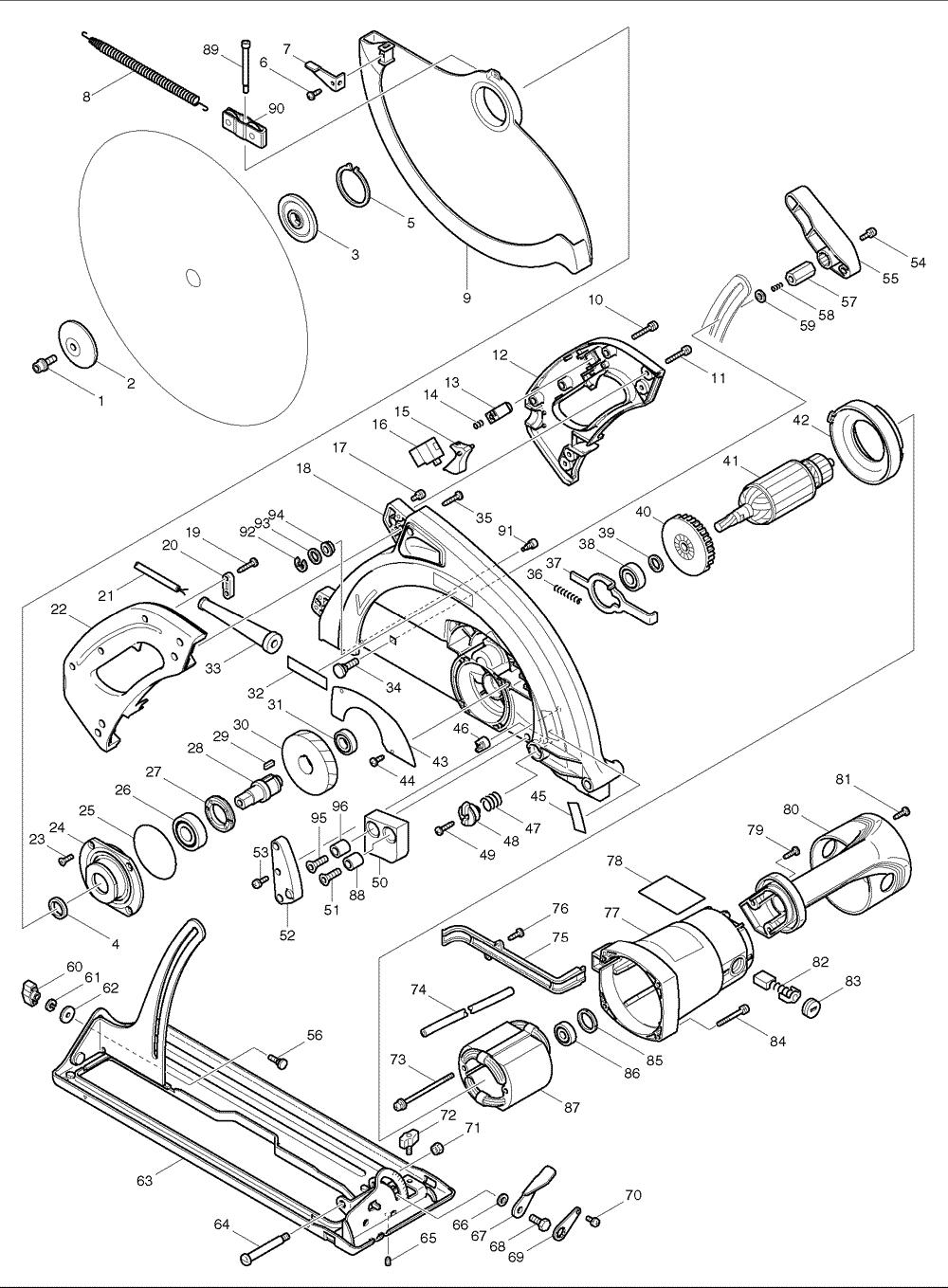 Dremel Saw Max Diagram - Schema Wiring Diagram on