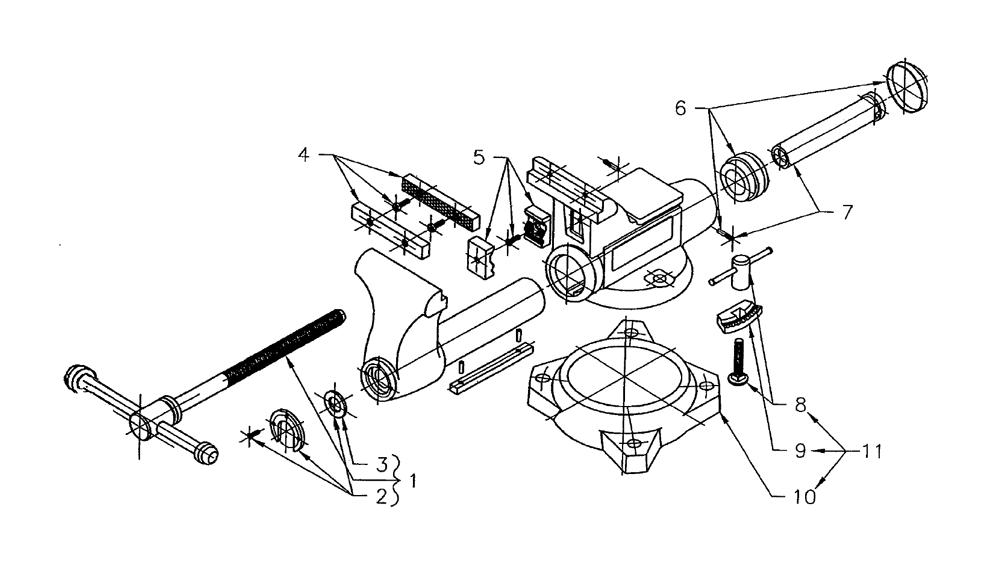 Wilton Vise Parts >> Buy Wilton 63201 1765 Replacement Tool Parts Wilton 63201 1765