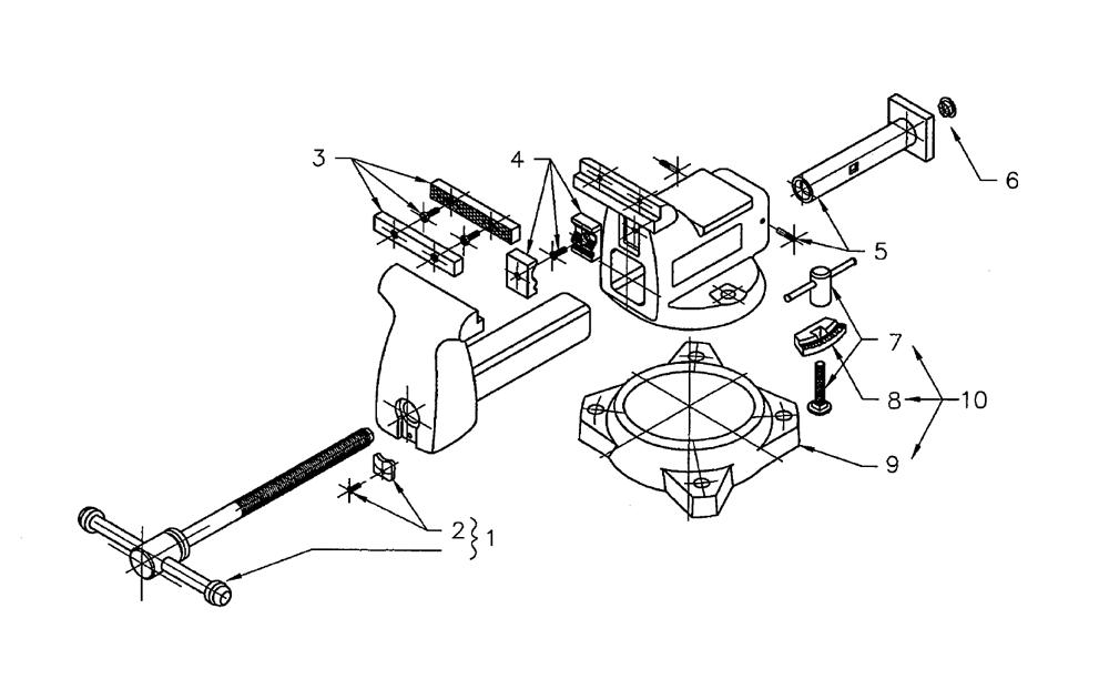 Wilton Vise Parts >> Buy Wilton 746a Replacement Tool Parts Wilton 746a A Href