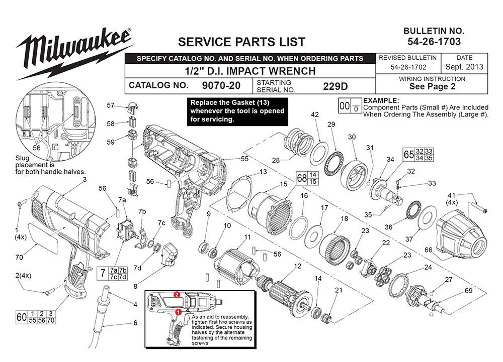 Buy Milwaukee 9070