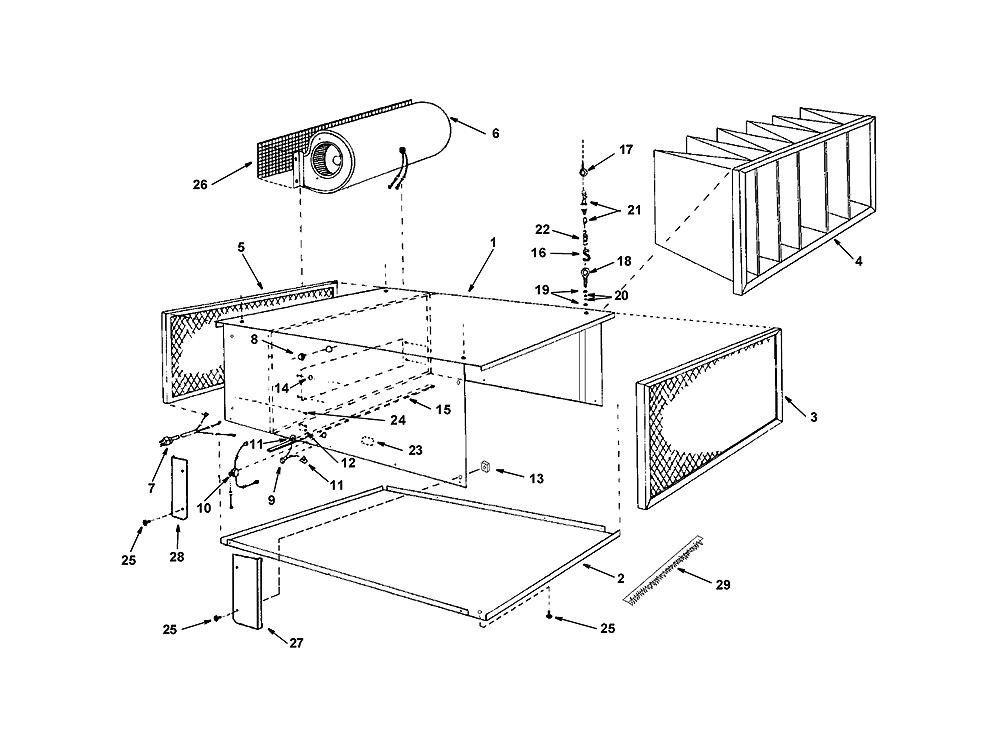 Ridgid Air Filtration System