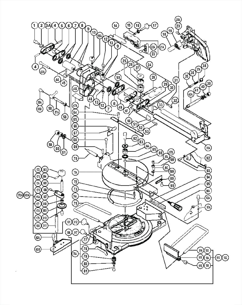 Buy Hitachi C8fs Replacement Tool Parts