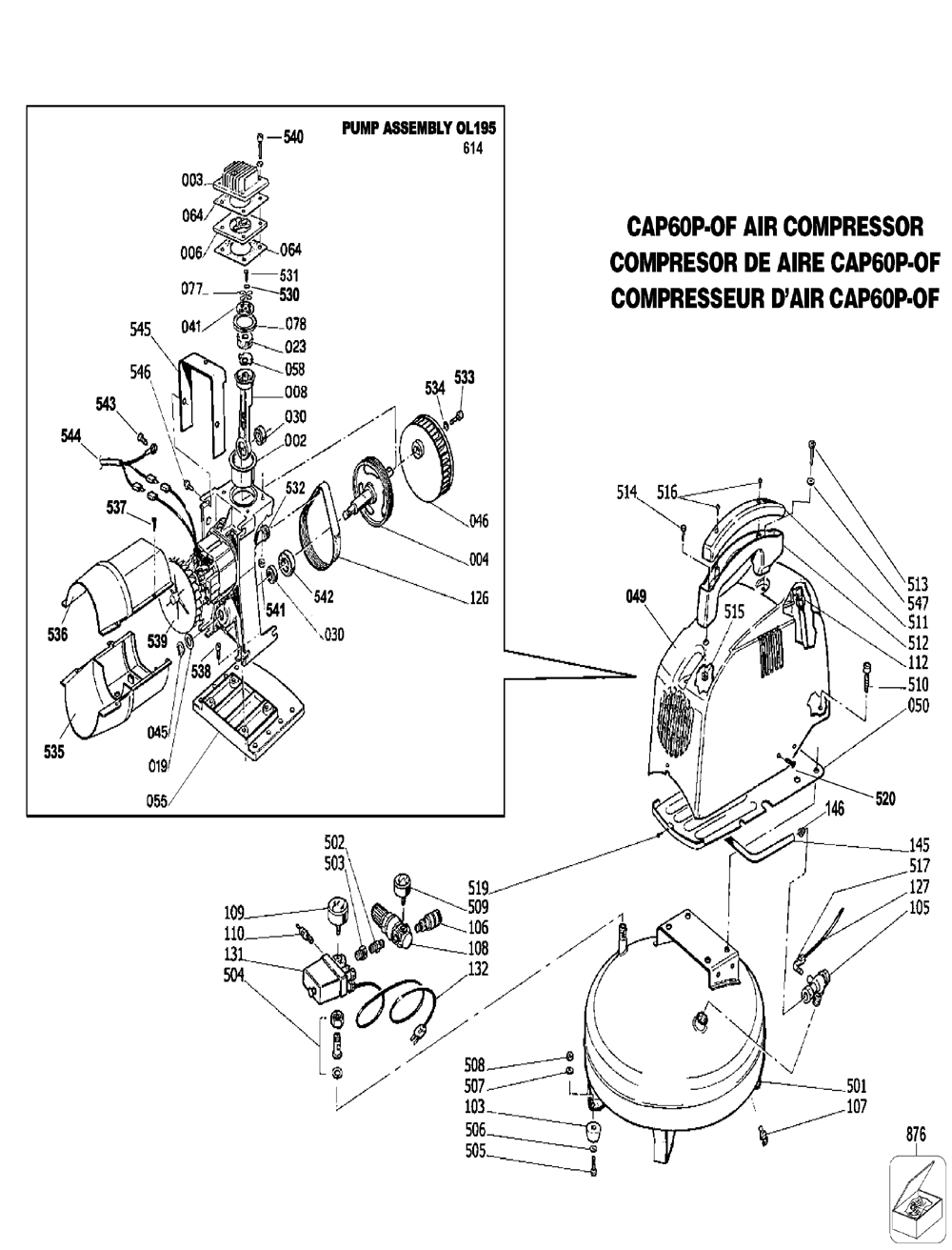 Wiring Diagram For Bostitch Air Compressor Daily Update Dewalt Parts