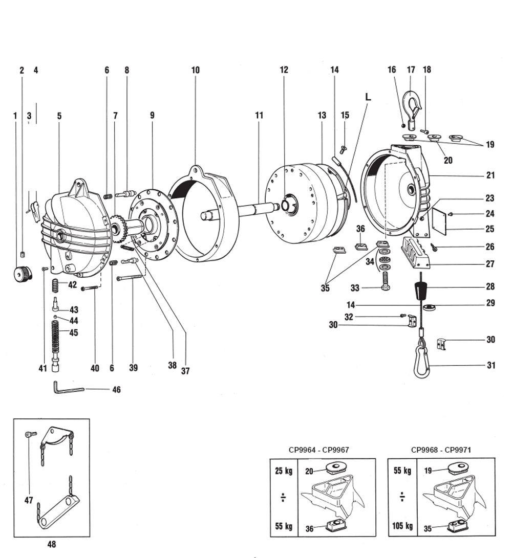 chicago pneumatic wiring diagram