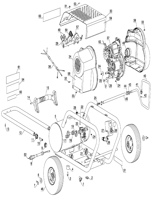 De Walt Compressor Wiring Diagram - Wiring Diagrams De Walt Drill Switch Wiring Diagrams on