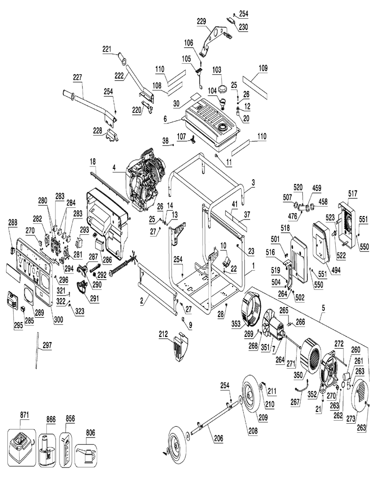 Dewalt Dg6300b Wiring Diagram 29 Wiring Diagram Images