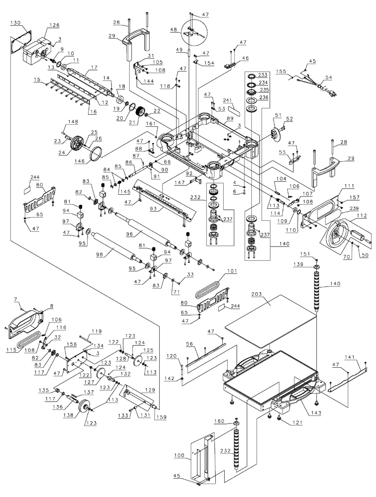 image of wiring diagram dw 124 dewalt drill of