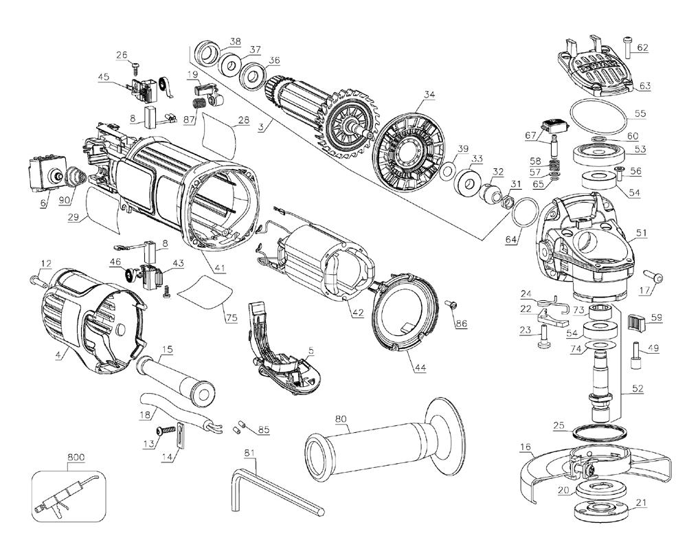 Wilton Grinder Wiring Diagram 6 Wire