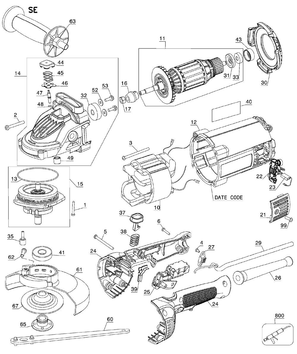 angle grinder wiring diagram sequoia hot tub wiring diagram