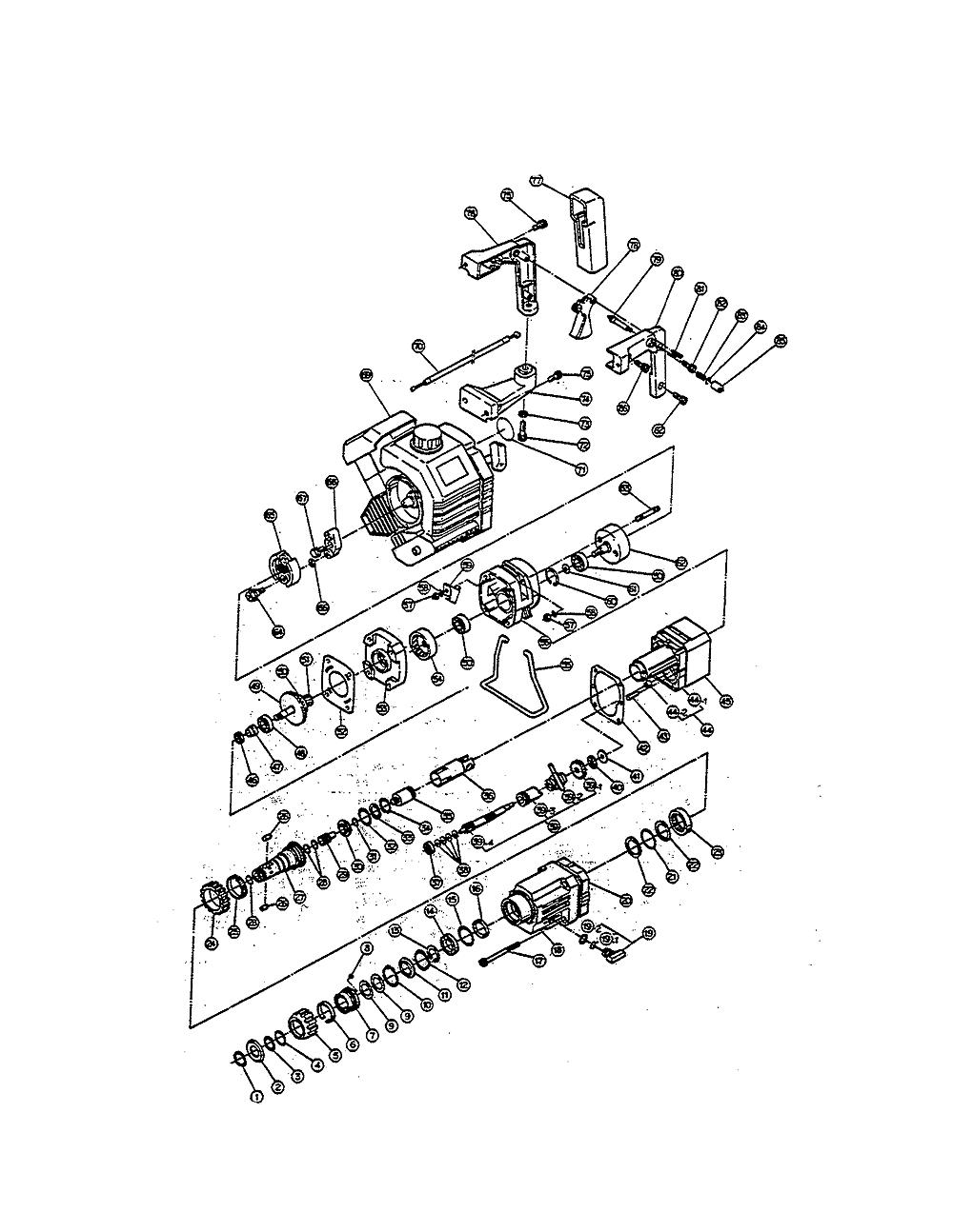 buy ryobi er160 replacement tool parts