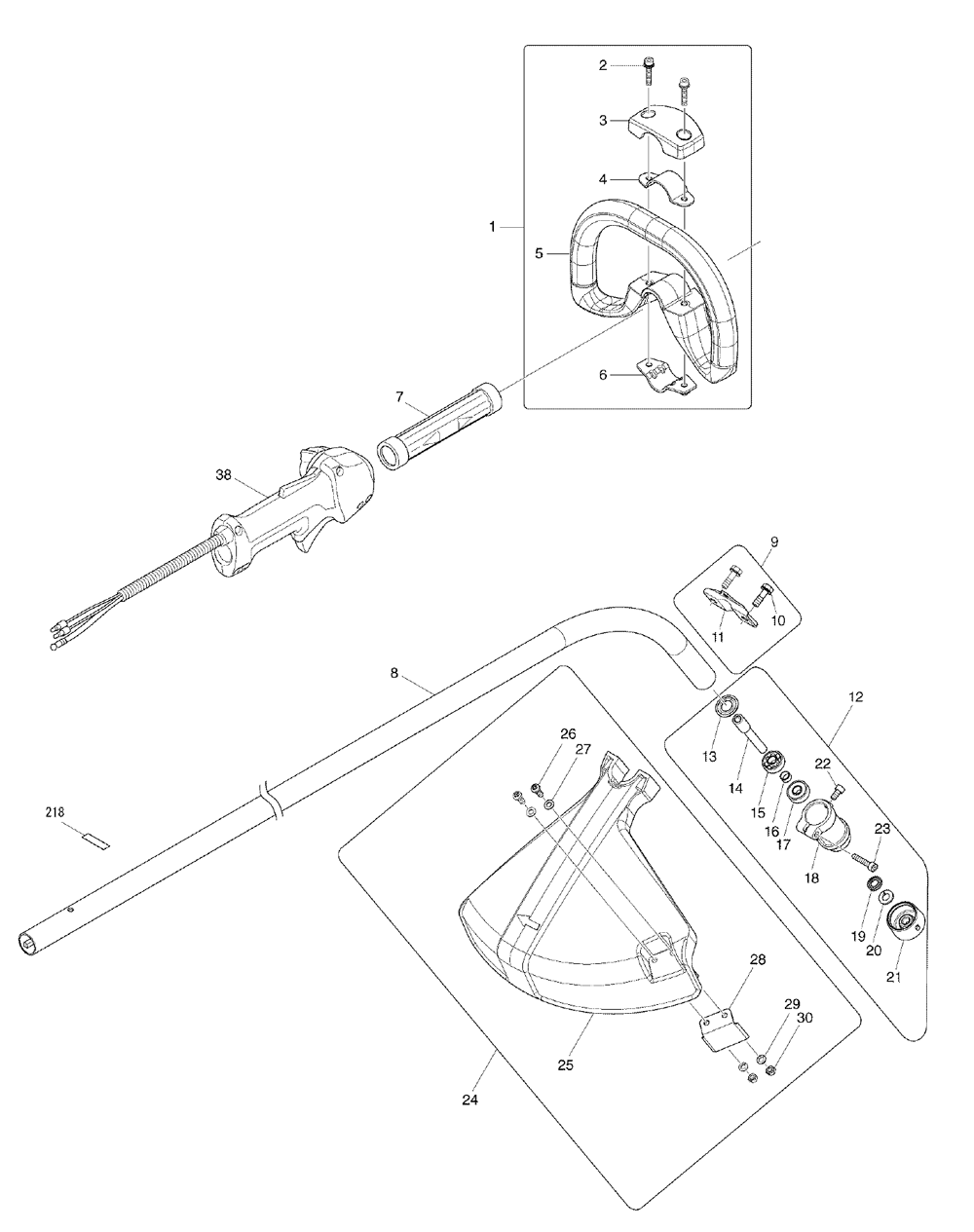 Buy Makita Er2650lh Replacement Tool Parts A Href Wilton 748a List And Diagram Ereplacementpartscom Schematic