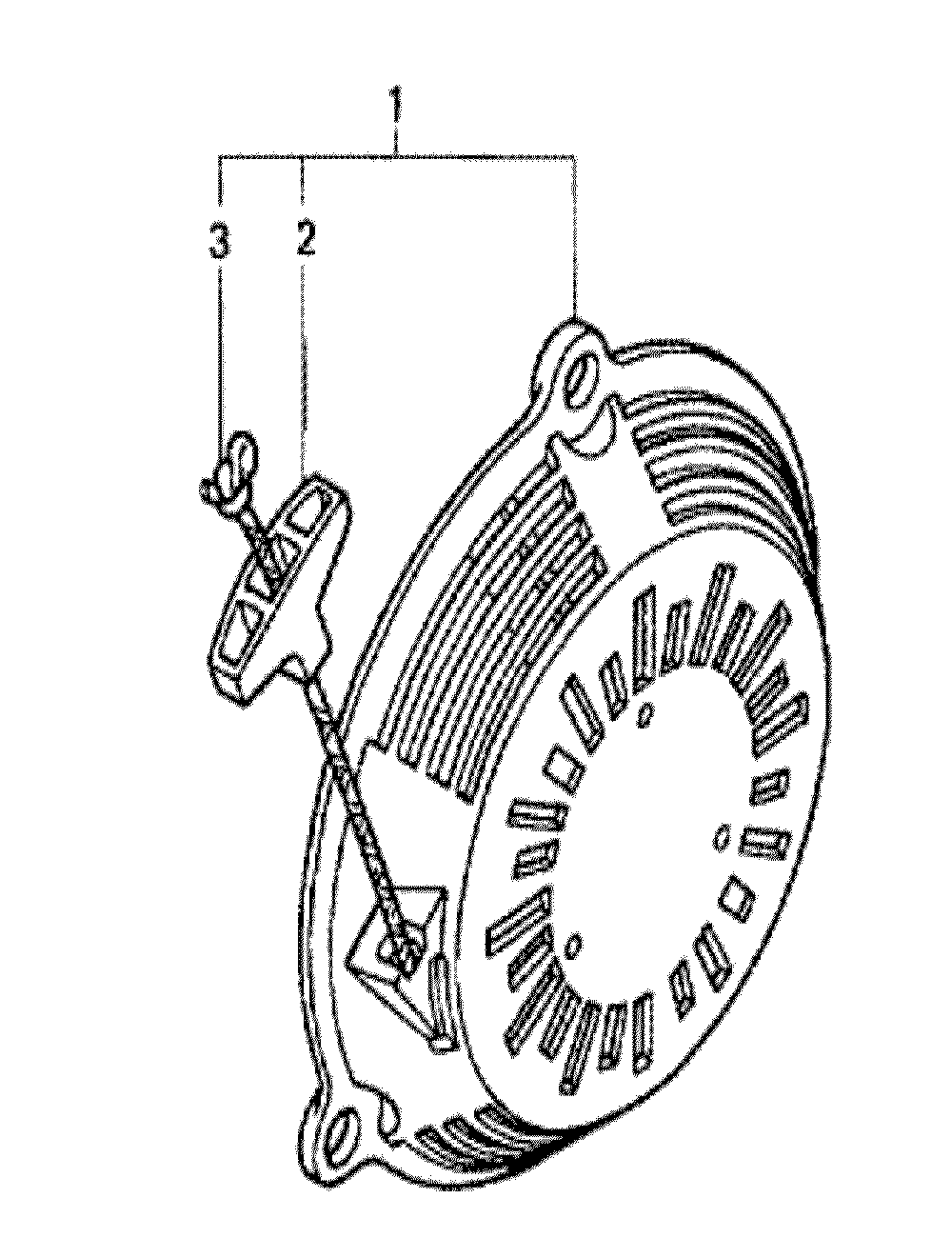 Honda GC160 Type-SHE4 Parts Schematic