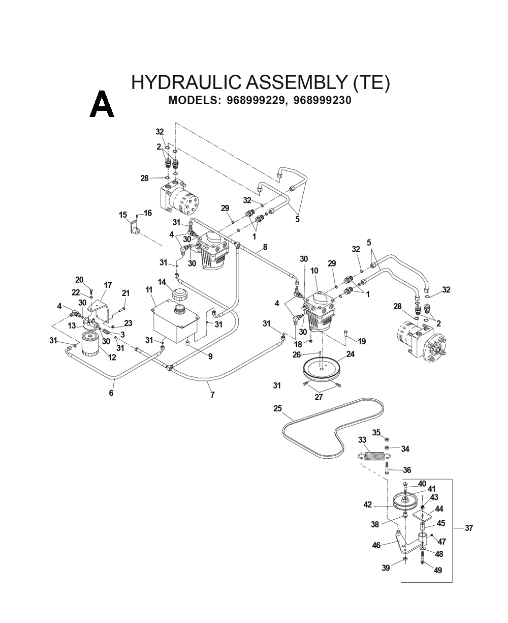 Buy Husqvarna Iz4217skaa 968999229 Replacement Tool Parts Whirlpool Washing Schematics Schematic
