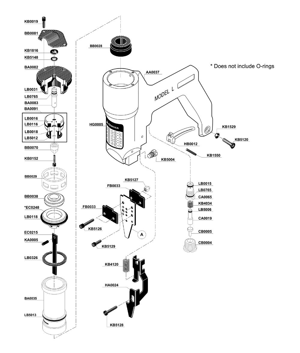 Buy Senco LS1 Replacet Tool Parts | Senco LS1 <a href='/senco ...