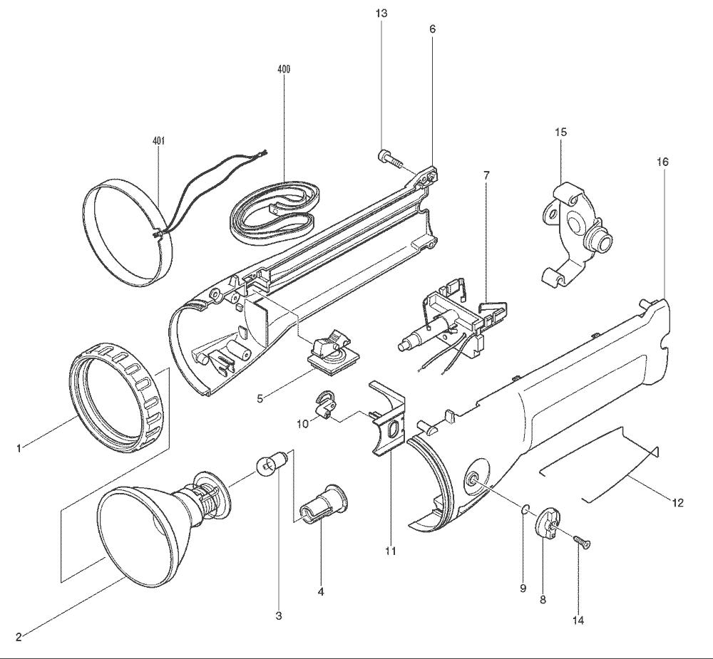 Flashlight Parts Diagram - Wiring Diagram Perfomance on sharp schematic, winchester schematic, apple schematic,