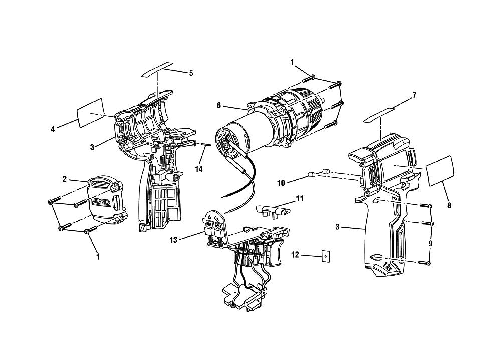 buy ridgid r820071 replacement tool parts