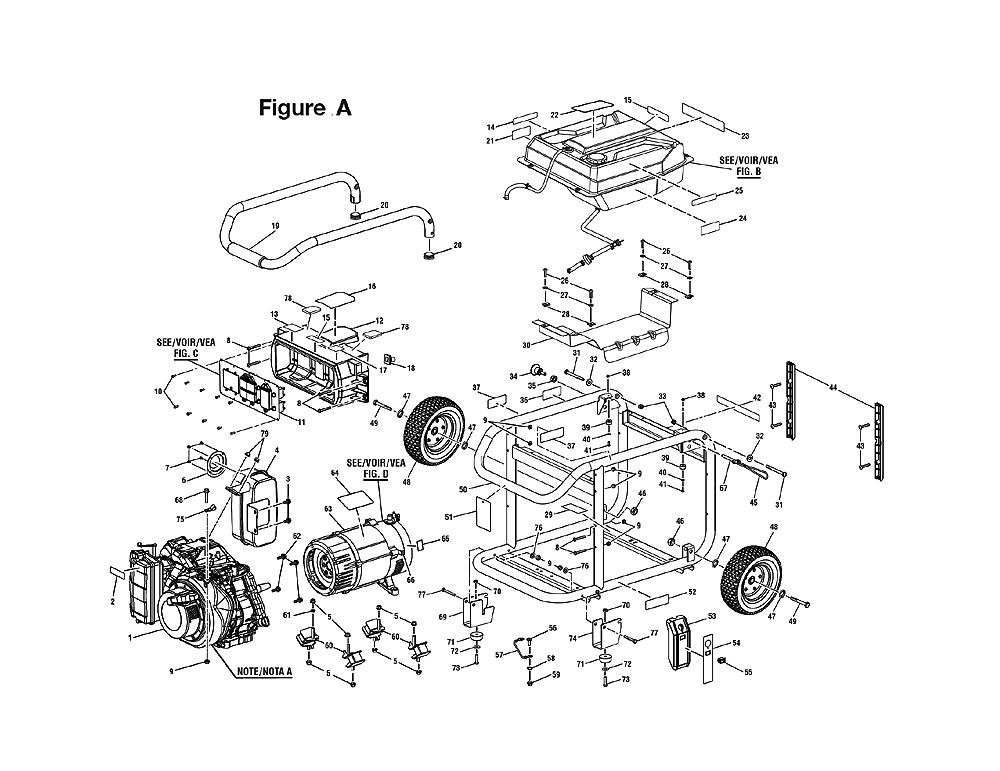 [ZHKZ_3066]  Buy Ridgid RD905712 Replacement Tool Parts | Ridgid RD905712 Diagram | Ridgid Generator Wiring Diagram |  | ToolpartsPro