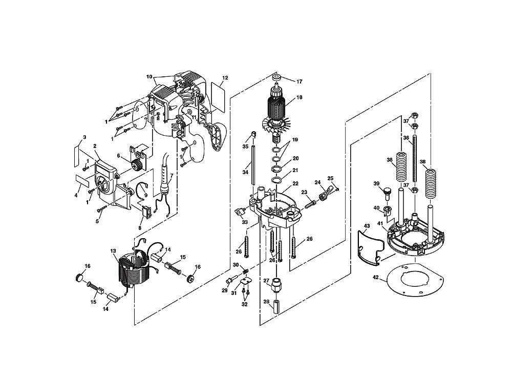 ryobi router wiring diagram buy ryobi re180pl1 replacement tool parts | ryobi re180pl1 ... gear router wiring diagram