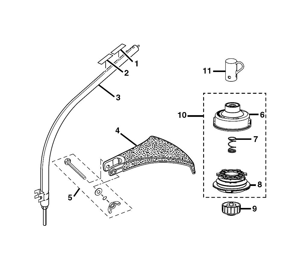 buy ryobi ry15524 replacement tool parts