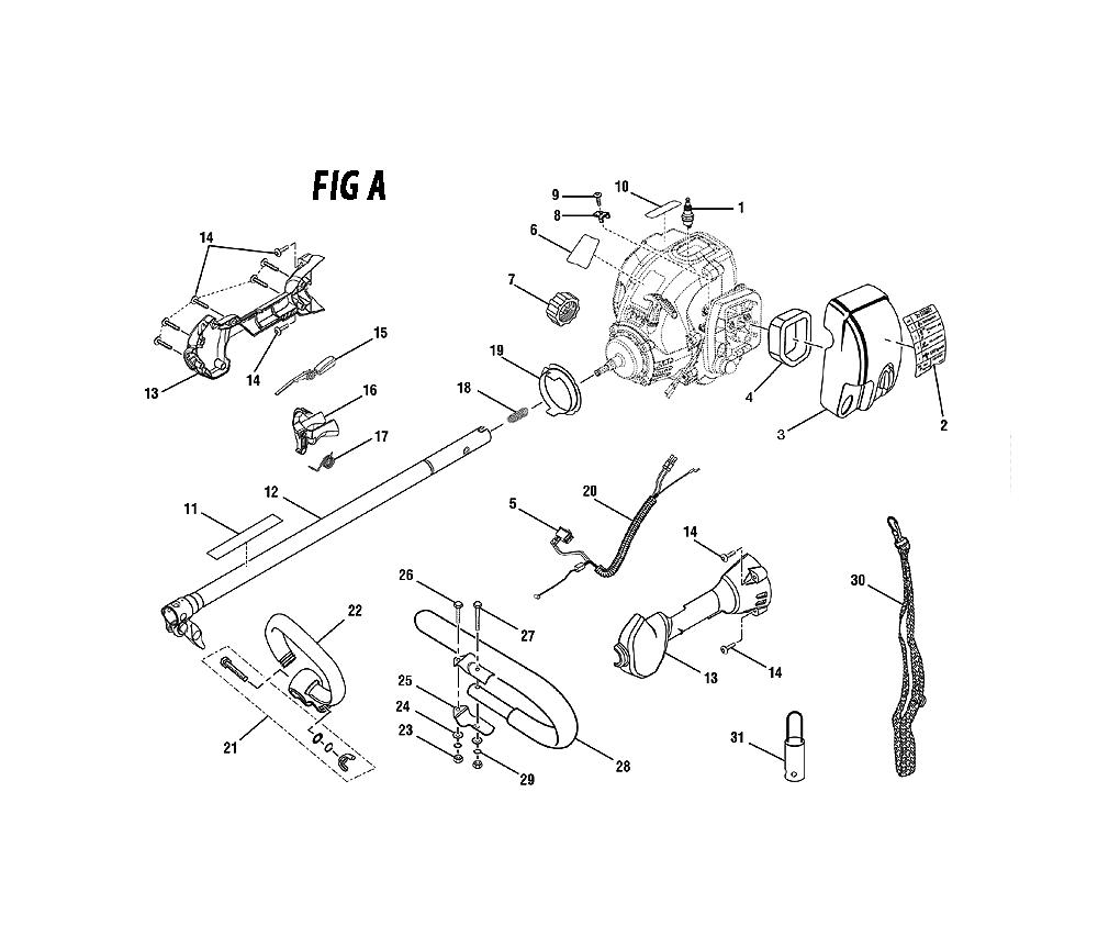 buy ryobi ry30040b replacement tool parts