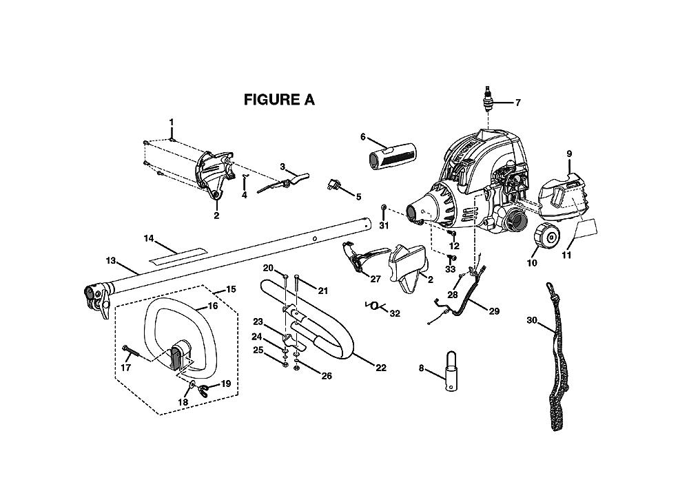 buy ryobi ry30570 replacement tool parts