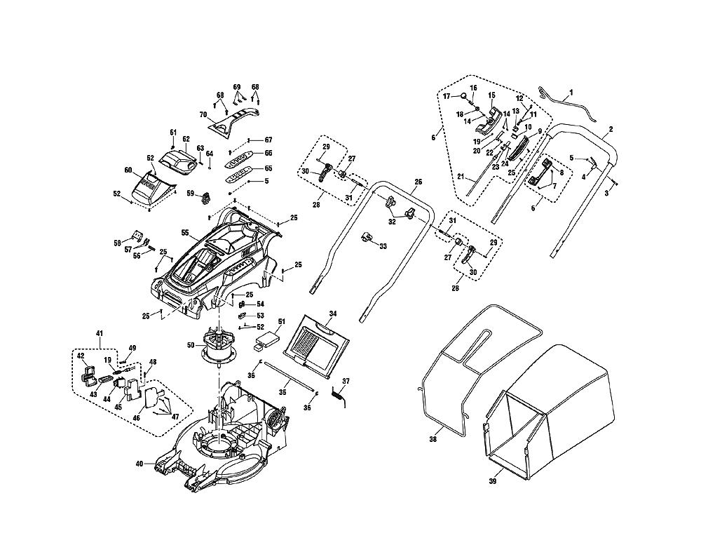 buy ryobi ry40100 replacement tool parts