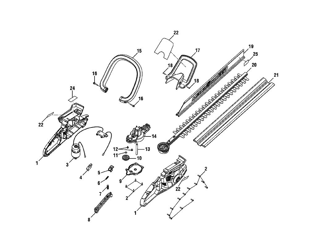 buy ryobi ry40601 replacement tool parts