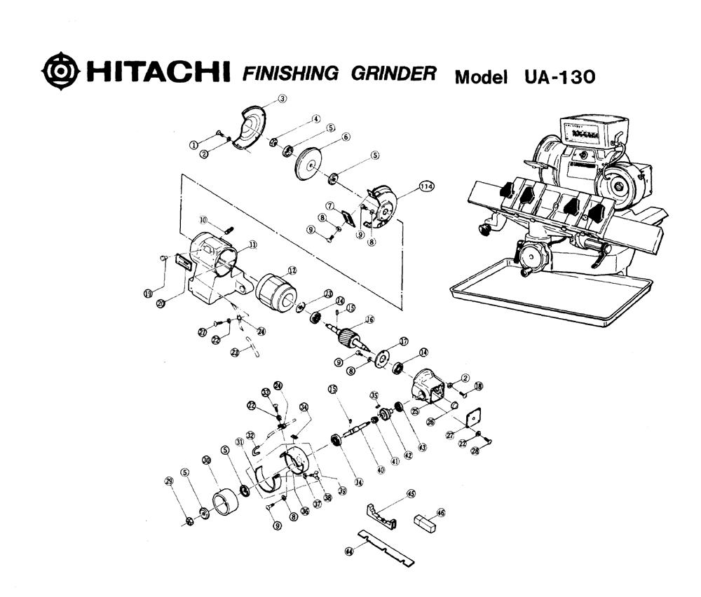 Buy Hitachi Ua