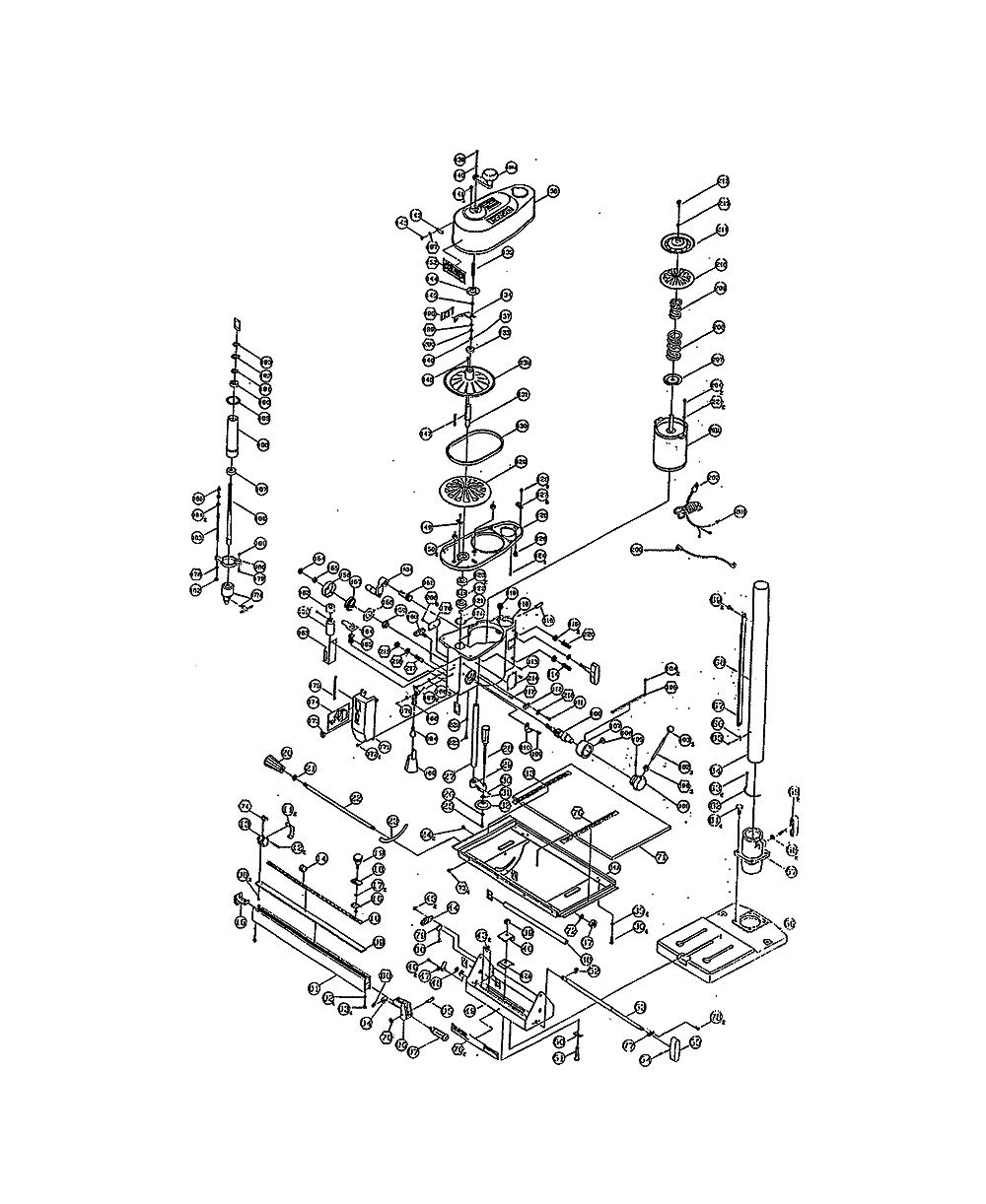 Buy Ryobi Wdp1850 Replacement Tool Parts