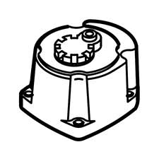 Hitachi 883365 Replacement Part for Piston O-Ring Nv45Ac Nv50Ap3
